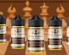 Five Pawn Juices range