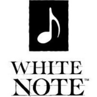 White Note by Black Note
